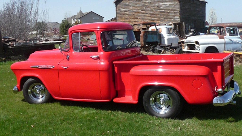 Pickups For Sale: Classic Chevy Pickups For Sale